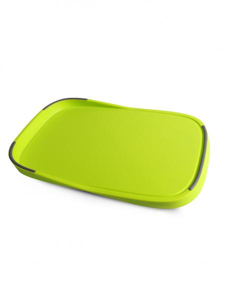 VIALLI DESIGN  divpusīgs zaļas krāsas virtuves dēlis LIVIO