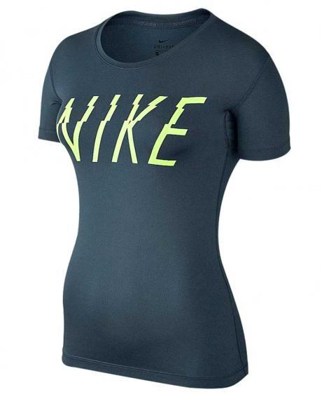 Zaļš sieviešu krekls NIKE