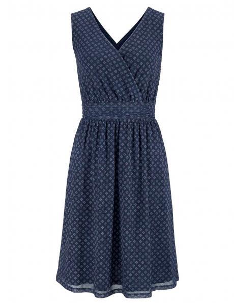 S. OLIVER krāsaina stilīga kleita