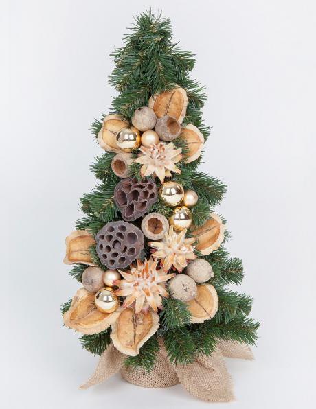 PINUS dekoratīva ziemassvētku eglīte, 40 cm