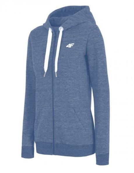 Gaiši zils sieviešu sporta džemperis BLD003 4F