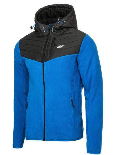 Zils vīriešu džemperis PLM002 4F