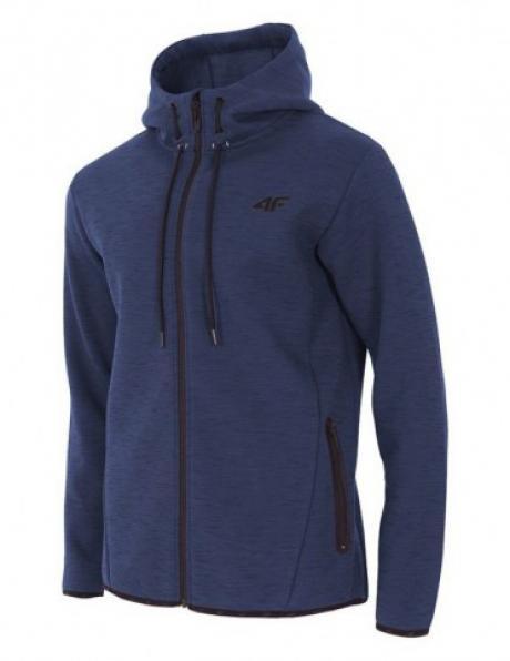 Zila vīriešu jaka SFM001 4F