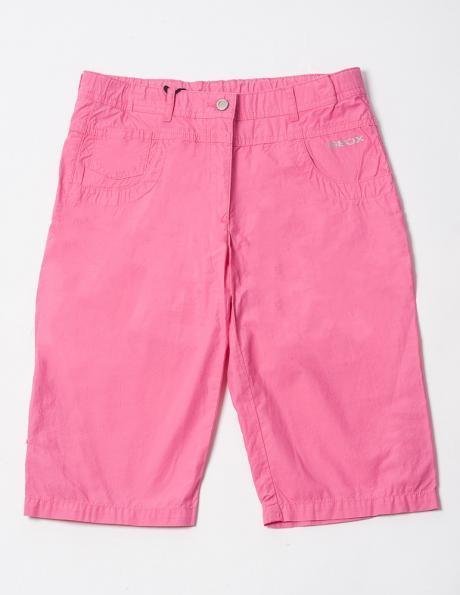 GEOX RESPIRA rozā bērnu šorti