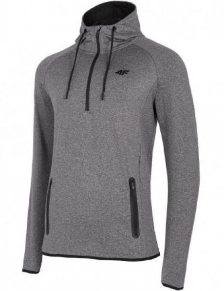 Pelēks vīriešu džemperis BLM005 4F
