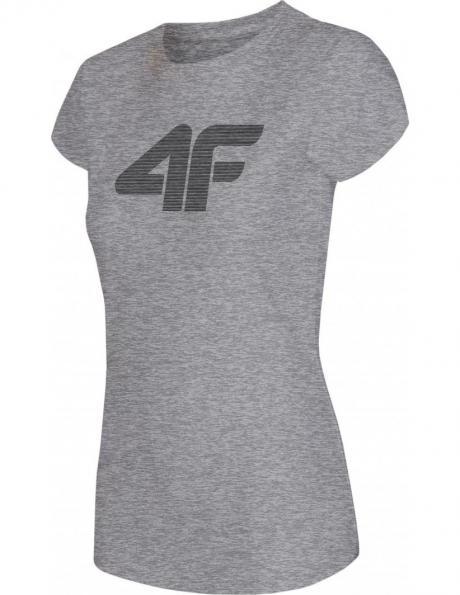 Pelēks sporta sieviešu krekls TSD005 4F