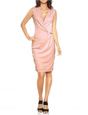 CLASS INTERNATIONAL eleganta rozā krāsas sieviešu kleita