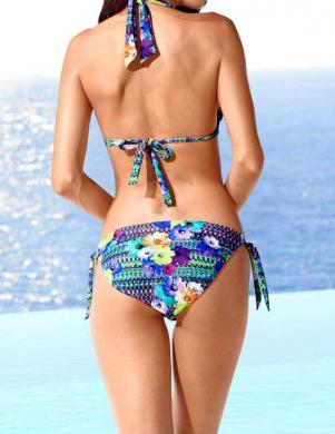 HEINE krāsains divu daļu sieviešu peldkostīms