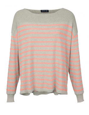 Pelēks sieviešu džemperis PATRIZIA DINI