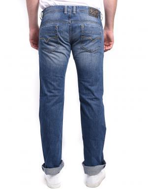 DIESEL vīriešu kokvilnas zilas krāsas džinsi SAFADO