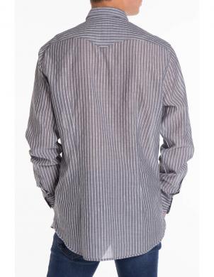 DIESEL pelēkas krāsas vīriešu krekls