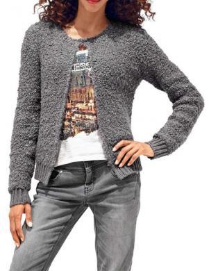 HEINE - BEST CONNECTIONS sieviešu pelēkas krāsas džemperis