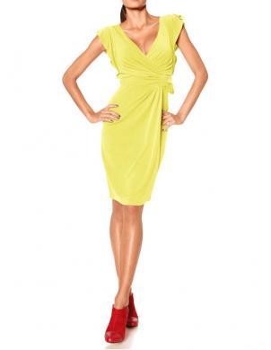 ASHLEY BROOKE dzeltenas krāsas skaista sieviešu kleita