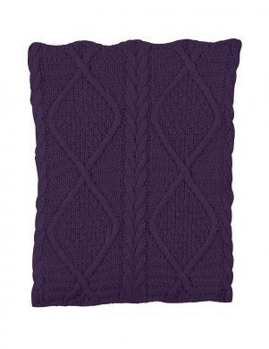 HEINE silta ādīta šalle violetā krāsā