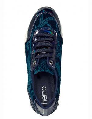 Zili sieviešu brīva laika apavi HEINE