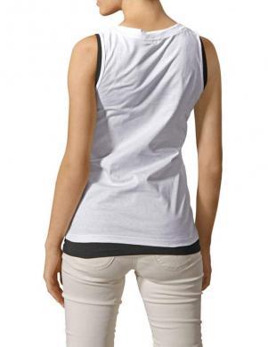 MANDARIN melna un balta kreklu komplekts