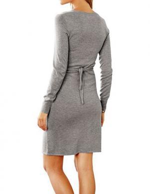 RICK CARDONA pelēka sieviešu kleita