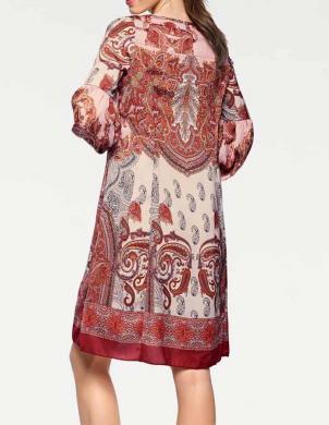 Krāsaina stilīga kleita LINEA TESINI