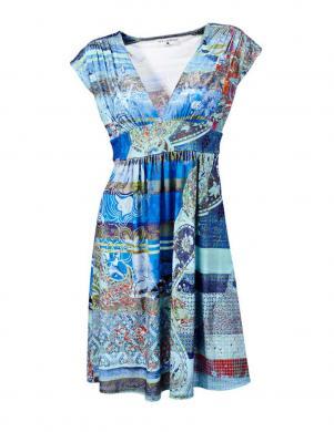 RICK CARDONA skaista krāsaina sieviešu kleita