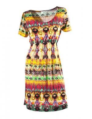 RICK CARDONA jautra krāsaina sieviešu kleita