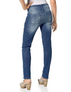Zili sieviešu džinsi HEINE