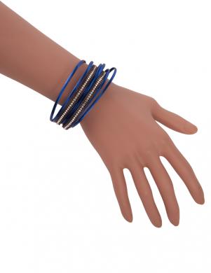 MADE FOR LOVING sieviešu zilas krāsas aproce