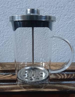 Stikls kafijas kanna, 0,8 l