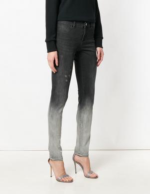 VERSACE JEANS pelēki sieviešu džinsi