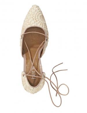 Balti augstpapēžu apavi ar mežģīnēm HEINE