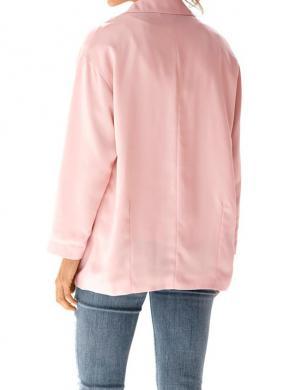 RICK CARDONA sieviešu skaista rozā krāsas jaka