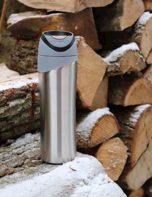 FLORINA nerūsējošā tērauda termo krūze 450 ml