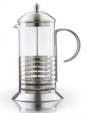 BORAL borsilikāta stikla kafijas/tējas kanna Presso, 1 l