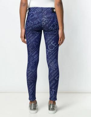 VERSACE JEANS zili sieviešu džinsi