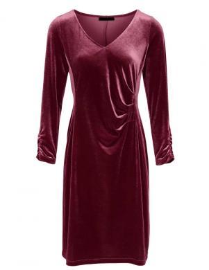 Tumši sarkana kleita ar defektu PATRIZIA DINI