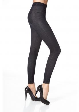 BAS BLEU elastīgas džinsa sieviešu bikses