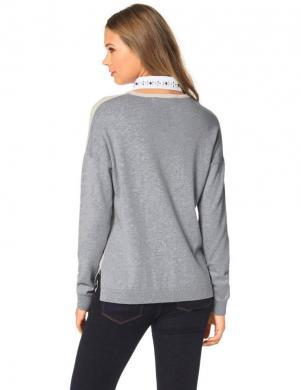 TOM TAILOR DENIM stilīgs sieviešu džemperis