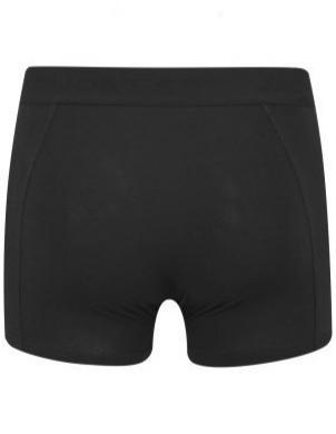 JACK & JONES vīriešu melnas apakšbikses-šorti DUKE