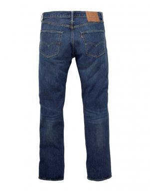 LEVIS zilas krāsas stilīgi vīriešu džinsi