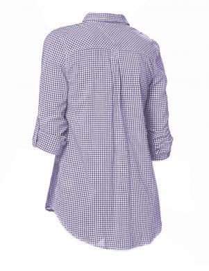 HILFIGER DENIM rūtains stilīgs sieviešu krekls