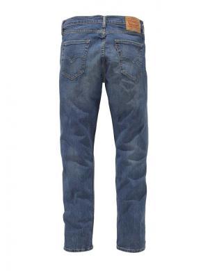 LEVIS vīriešu zilas krāsas džinsi