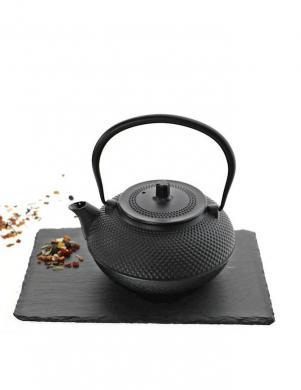 Melna čuguna tējkanna 1,5 L SAKURA TEA