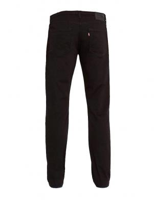 LEVIS vīriešu melnas krāsas džinsi