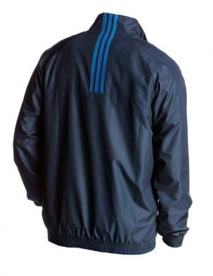Tumši zila vīriešu sporta jaka ADIDAS