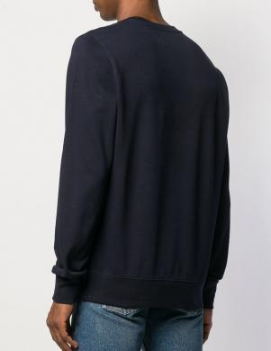 CALVIN KLEIN JEANS zils vīriešu džemperis