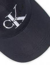 CALVIN KLEIN zila vīriešu cepure