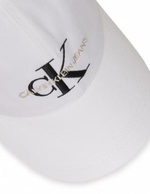 CALVIN KLEIN balta vīriešu cepure