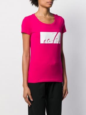 EA7 rozā sieviešu krekls