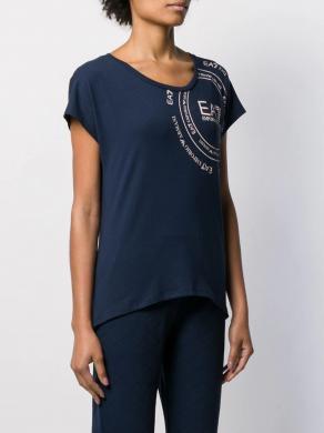 EA7 zils sieviešu krekls