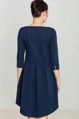 LENITIF tumši zila kleita