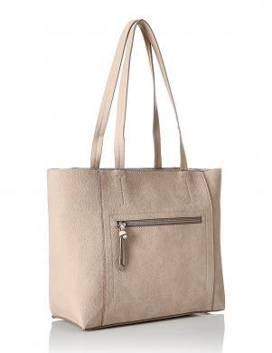Sieviešu soma smilšu krāsā FRANKA GABOR